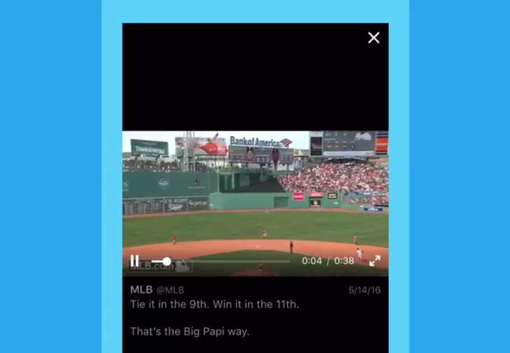 Twitter and Vine video limits expand to 140 seconds