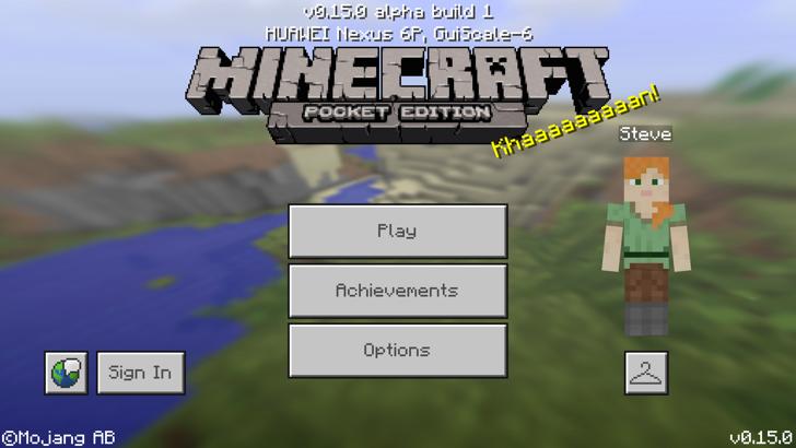 minecraft pocket edition alpha build 12 free download