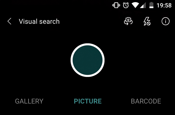 Bing Updated With Image Search And Barcode Scanner