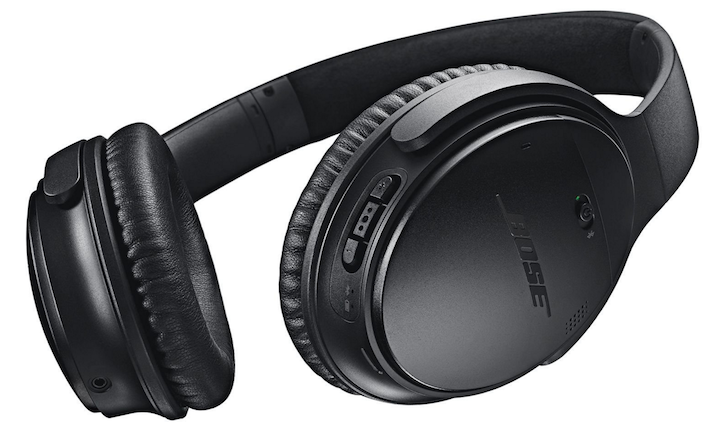 Bose QC35 Is A Wireless Version Of Bose's Insanely Popular QuietComfort Headphones