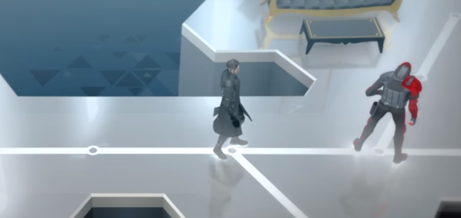 Deus Ex GO Will Give Square-Enix's Mobile Board Games A Sci-Fi Makeover Later This Year
