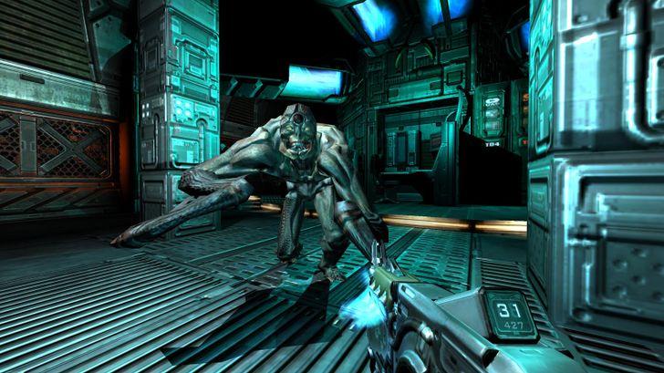 Doom 3: BFG Edition for Nvidia Shield TV is $5 (half off) for Black Friday