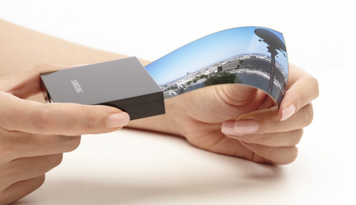 Samsung Rumored To Release Phones With Foldable Screens In 2017