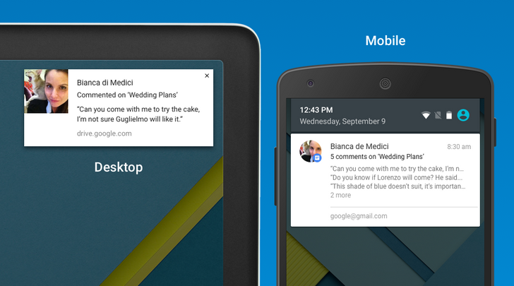 Google Docs, Sheets, and Slides show comment notifications on Android and Web [APK Download]