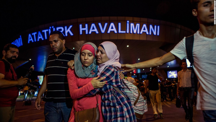[Update: Google too] T-Mobile, AT&T, Sprint, and Verizon offer free calls to Turkey following Istanbul airport attack