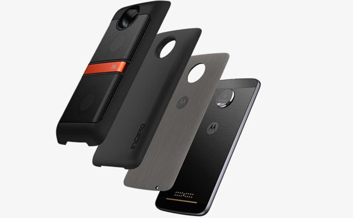 Motorola Has Four Moto Mods Ready To Launch Alongside Moto Z, More Coming Later