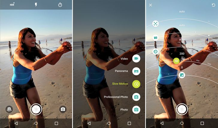 Motorola Releases New Camera App In The Play Store, But Only For Its 2016 Devices