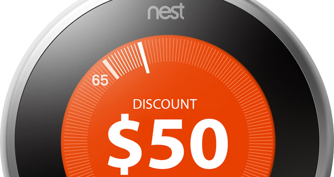 [Deal Alert] The third generation Nest thermostat is down to $199 ($50 off) until July 4th