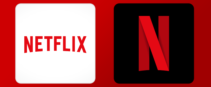 Netflix introduces a new app icon with a ribbony red N
