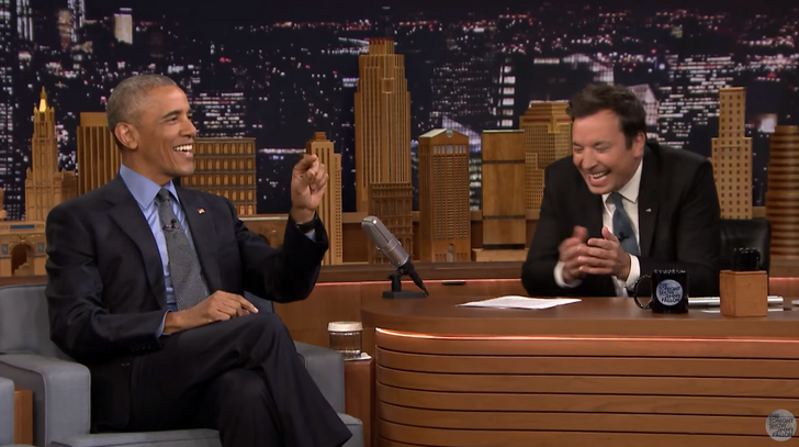 President Obama ditched his Blackberry for a Galaxy S4 (probably)