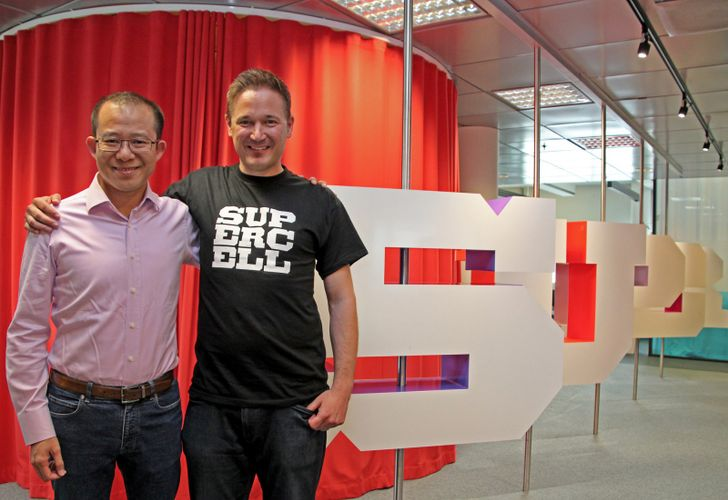 Chinese mega-firm Tencent acquires controlling stake in Clash of Clans maker Supercell