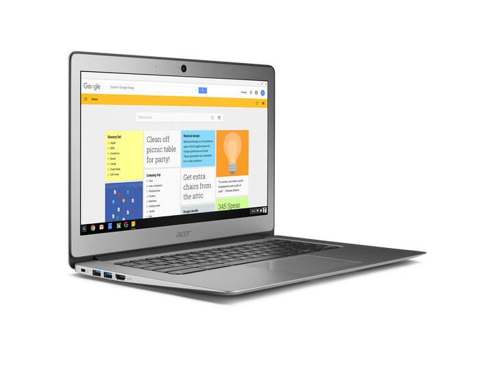 Google Store Starts Selling The Acer Chromebook 14 And Chromebook 11 (2016)