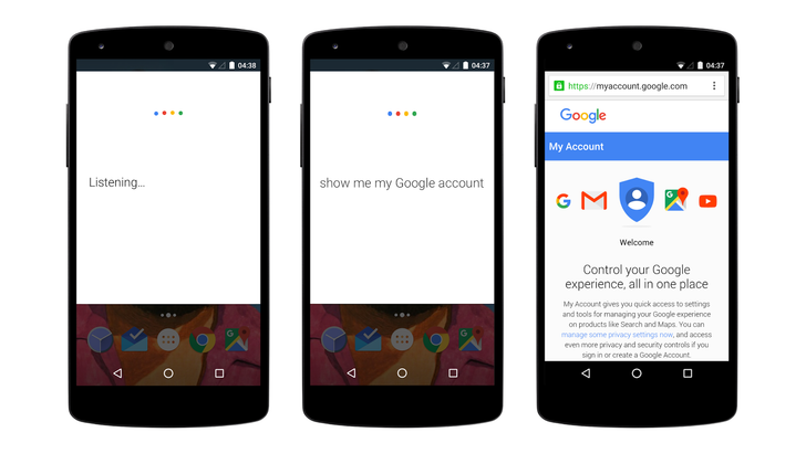 Google Celebrates One Year Of The New 'My Account' Interface With Revamped Phone Finder And More