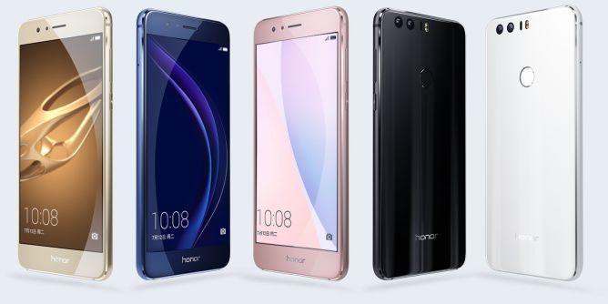 Huawei Honor 8: A glass-backed, cheaper P9