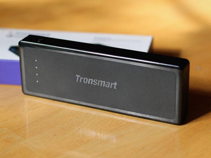 [Review + Deal Alert] The Tronsmart Presto 12,000mAh power bank is a speedy, spec-compliant battery pack that will keep your Nexus (or QC 3.0 device) charged while hunting Pokémon