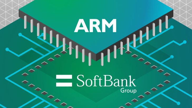 SoftBank will acquire ARM Holdings for more than $32 billion