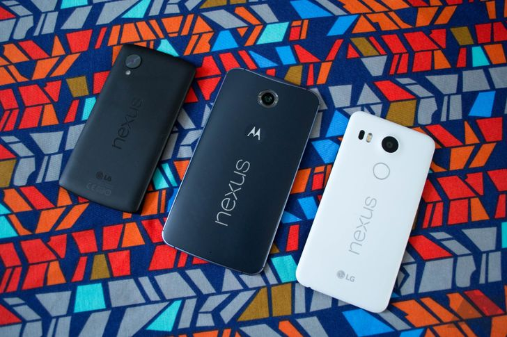 Incremental Nexus OTA update ZIPs with July's security patches are available for download
