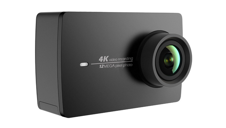 GoPro-killer YI 4K action cam goes on pre-order on Amazon in the US, ships July 12