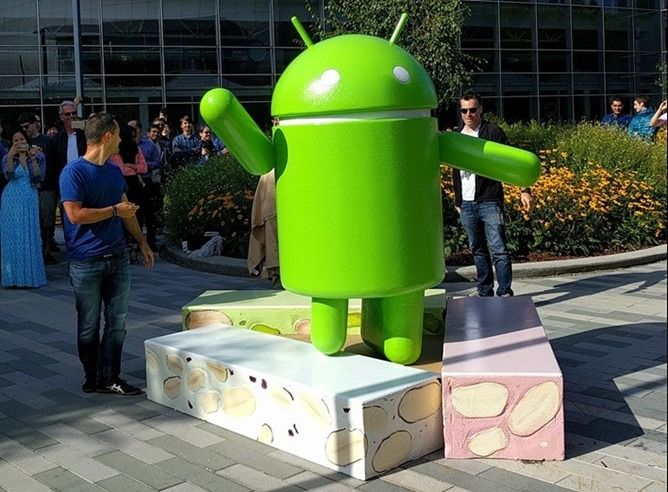Weekend poll: what do you think of the Android 'Nougat' codename?