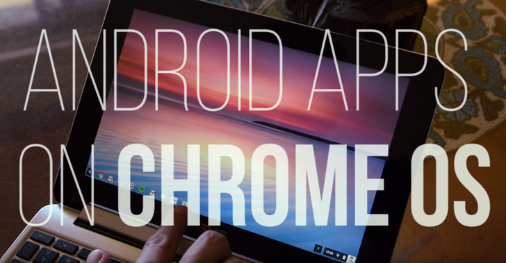 Video: hands-on with Android apps and the Play Store on Chrome OS