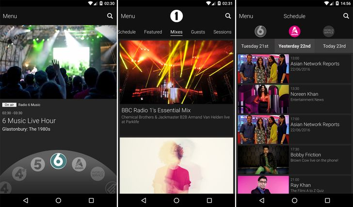 BBC begins global rollout of iPlayer Radio app