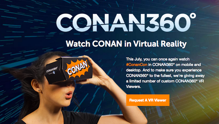 [Team Coco FTW] Get a free Google Cardboard courtesy of Conan O'Brien (US only)