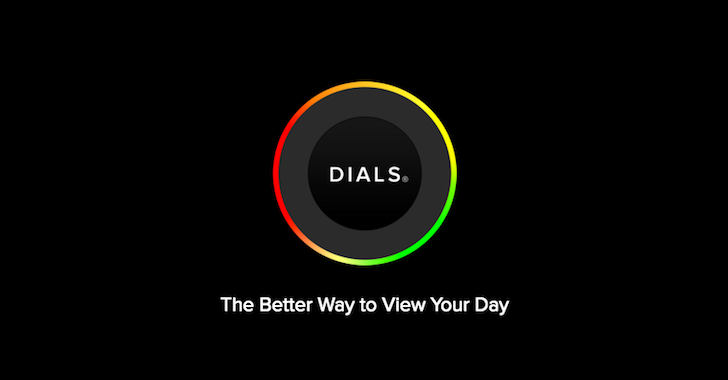 Dials Calendar is a clock-based approach to your events and meetings with a cloned iOS interface