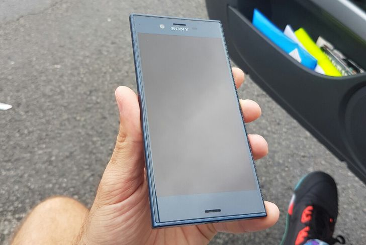 Sony's next flagship phone leaked, shows off new design and USB Type-C