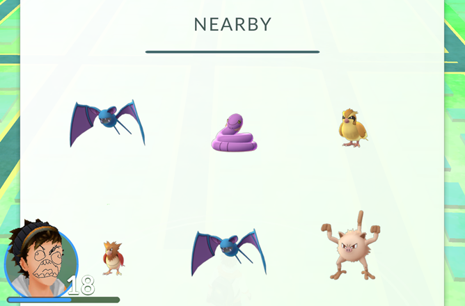 Pokémon Go Update 0310 Fixes The Footprints Tracker By Removing