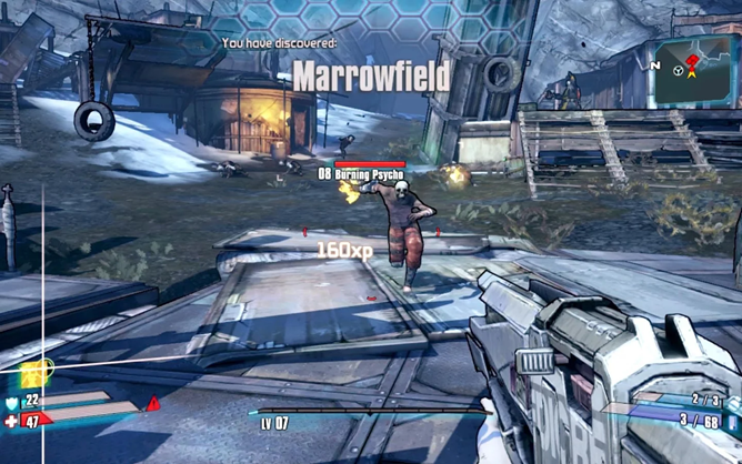 Borderlands 2 makes its way to the SHIELD Android TV for $15
