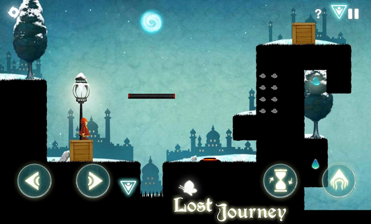 [Super Deal Alert] Dreamy puzzler Lost Journey is heavily discounted worldwide to 10 cents and less (Bonus: Noisly app discount)