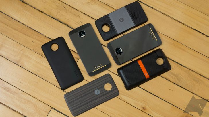 Moto Z and Moto Z Force review: A modular miss
