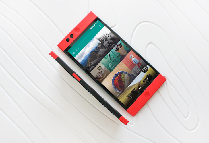 Nextbit announces Ember color variant for $299, adds video support for backups in August update