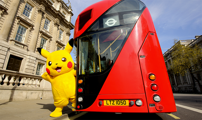 [Update: Italy, Portugal, and Spain too] Pokémon GO is go for launch in the United Kingdom