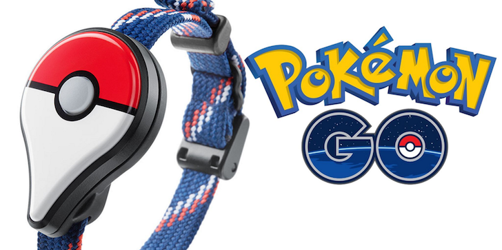 Pokémon GO Plus wrist accessory has been delayed to September from its original release date of July