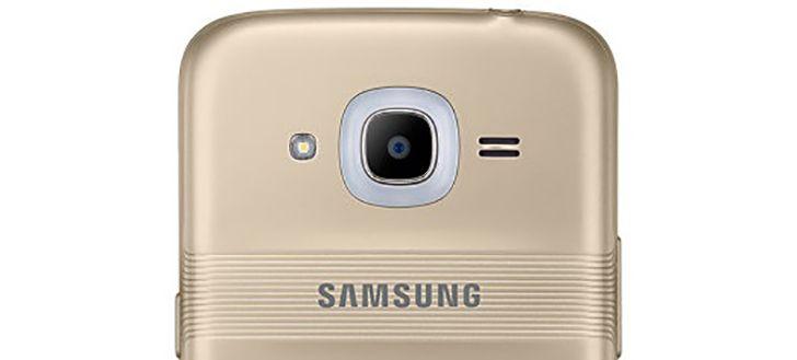 Samsung Galaxy J2 leak shows off Smart Glow notification ring