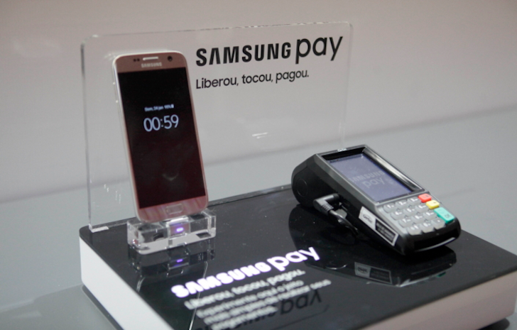 Samsung Pay has launched in Brazil and Puerto Rico