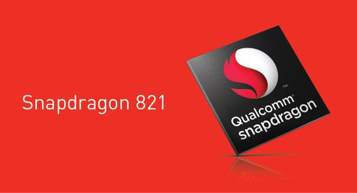 Qualcomm makes Snapdragon 821 official, claims up to 10% speed improvement over 820