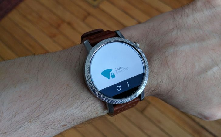 WiFi Manager for Android Wear lets you enter network passwords on your watch