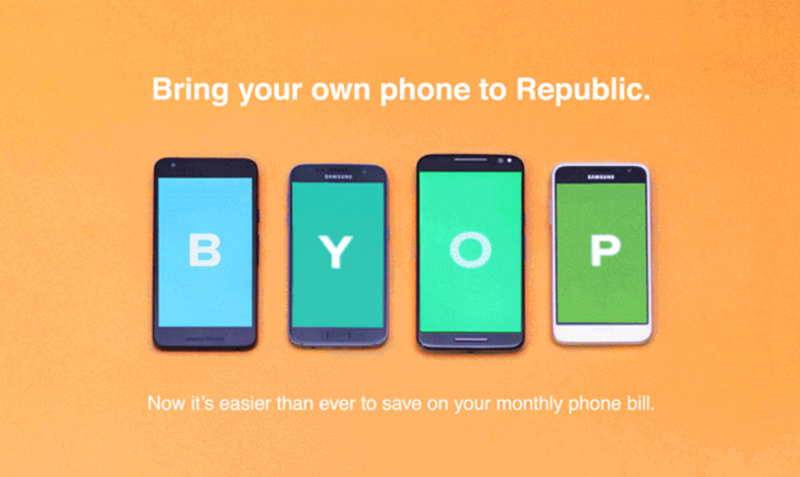 Republic Wireless begins offering SIM cards so you can bring your own phone
