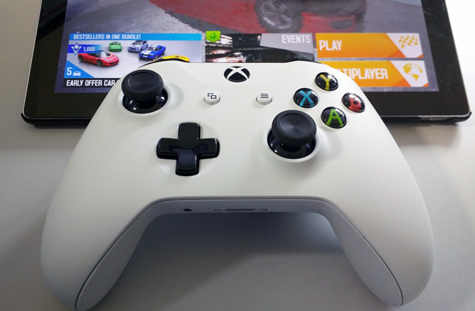 PSA: The new Bluetooth-enabled Xbox One controller works with Android... but not very well
