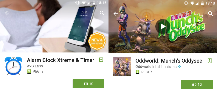 Deal Alert] Alarm Clock Xtreme & Timer and Oddworld: Munch's Oddysee