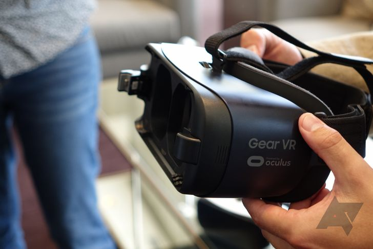 Samsung's new Gear VR is compatible with both USB Type-C and microUSB, has wider field of view