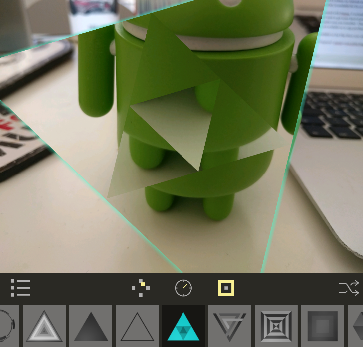 Fragment, a prismatic art app, is down to £0.10 / €0.10 in a few European countries and Australia (no US)