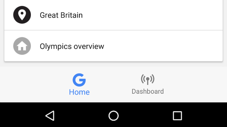 Google is testing a new 'Dashboard' tab in Now, collects data from other Google sources