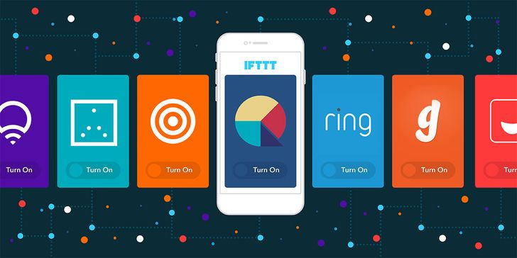 IFTTT integration is now appearing directly inside apps
