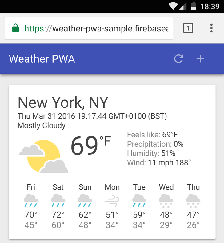 Google prepares the way for WebAPKs and Progressive Web Apps in latest Chromium for Android build