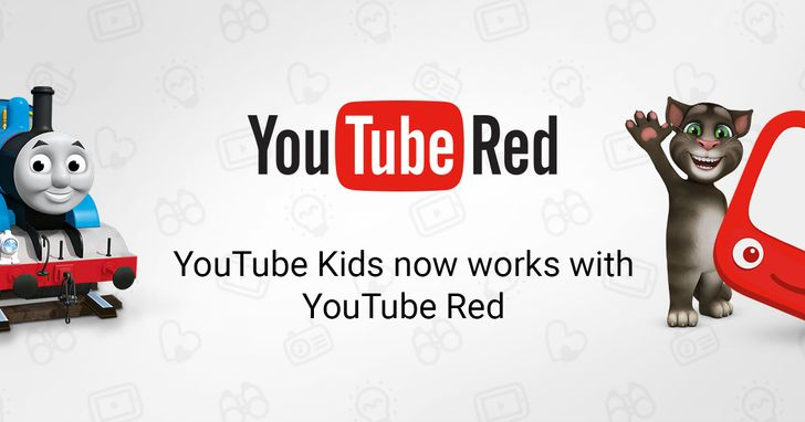 YouTube Kids finally works with Red subscriptions