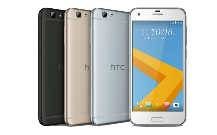 The HTC One A9s gets leaked, is even more iPhone-inspired than the A9