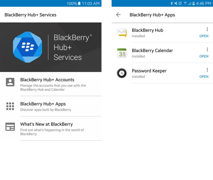 BlackBerry Hub+ comes to non-BlackBerry Marshmallow devices, includes a $0.99 monthly subscription option